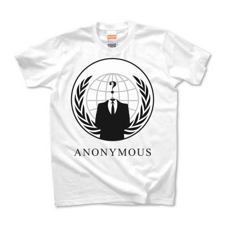 ANONYMOUS ?(white・淡色)