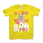A DAY WITHOUT PANTS PINK