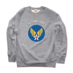 U.S.AIR FORCE LOGO SWEAT