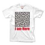 I am Here in Maze