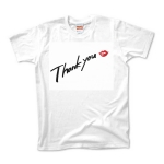 Thank you Tシャツ