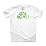 STAY HOME(2) Tシャツ