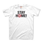 STAY HOME(3) Tシャツ