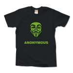 I AM ANONYMOUS.