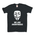 WE ARE ANONYMOUS.